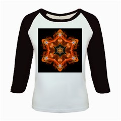 Smoke Art 1 Women s Long Cap Sleeve T-Shirt