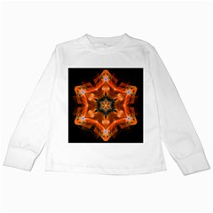 Smoke Art 1 Kids Long Sleeve T Shirt