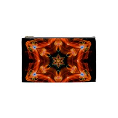 Smoke Art 1 Cosmetic Bag (small)