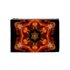 Smoke Art 1 Cosmetic Bag (Medium)