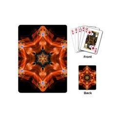 Smoke Art 1 Playing Cards (mini)