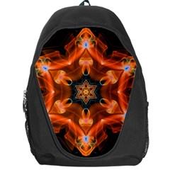 Smoke Art 1 Backpack Bag