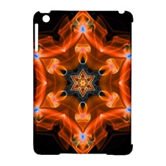 Smoke Art 1 Apple iPad Mini Hardshell Case (Compatible with Smart Cover)