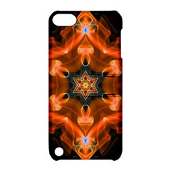 Smoke Art 1 Apple Ipod Touch 5 Hardshell Case With Stand