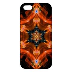 Smoke Art 1 iPhone 5 Premium Hardshell Case