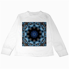 Smoke Art 2 Kids Long Sleeve T Shirt