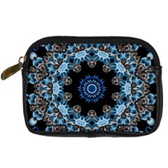 Smoke art 2 Digital Camera Leather Case