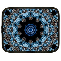 Smoke art 2 Netbook Case (XL)