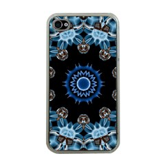Smoke Art 2 Apple Iphone 4 Case (clear)