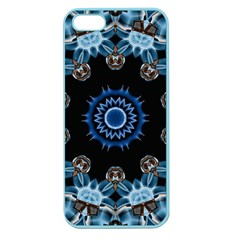 Smoke art 2 Apple Seamless iPhone 5 Case (Color)