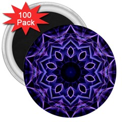 Smoke art (2) 3  Button Magnet (100 pack)