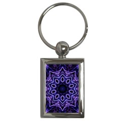 Smoke art (2) Key Chain (Rectangle)