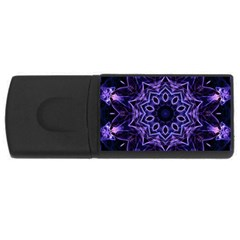Smoke art (2) 2GB USB Flash Drive (Rectangle)