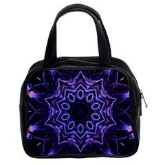 Smoke art (2) Classic Handbag (Two Sides)