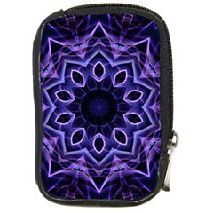 Smoke art (2) Compact Camera Leather Case