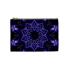 Smoke Art (2) Cosmetic Bag (medium)