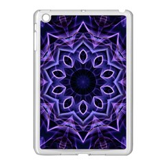 Smoke art (2) Apple iPad Mini Case (White)