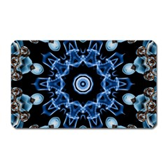Abstract Smoke  (3) Magnet (rectangular)