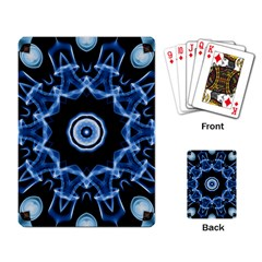 Abstract smoke  (3) Playing Cards Single Design