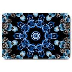 Abstract Smoke  (3) Large Door Mat