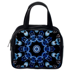 Abstract smoke  (3) Classic Handbag (One Side)