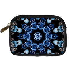 Abstract Smoke  (3) Digital Camera Leather Case