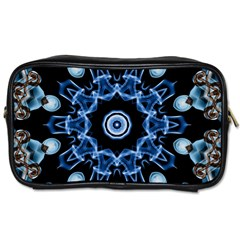 Abstract Smoke  (3) Travel Toiletry Bag (one Side)