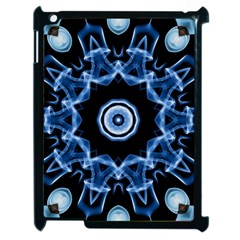 Abstract smoke  (3) Apple iPad 2 Case (Black)