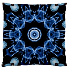 Abstract Smoke  (3) Large Cushion Case (one Side)