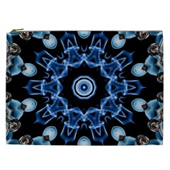 Abstract smoke  (3) Cosmetic Bag (XXL)