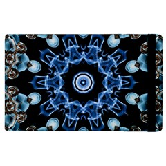 Abstract smoke  (3) Apple iPad 2 Flip Case