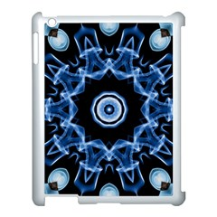 Abstract smoke  (3) Apple iPad 3/4 Case (White)