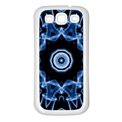 Abstract smoke  (3) Samsung Galaxy S3 Back Case (White)