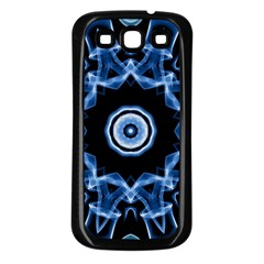 Abstract smoke  (3) Samsung Galaxy S3 Back Case (Black)