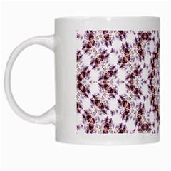 Abstract Smoke  (4) White Coffee Mug