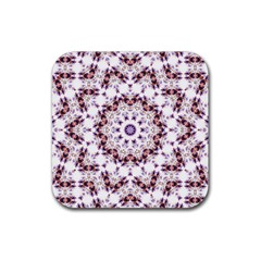 Abstract Smoke  (4) Drink Coasters 4 Pack (square)