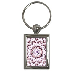 Abstract Smoke  (4) Key Chain (Rectangle)