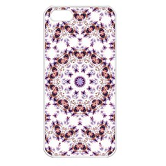 Abstract Smoke  (4) Apple Iphone 5 Seamless Case (white)
