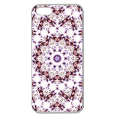Abstract Smoke  (4) Apple Seamless iPhone 5 Case (Clear)