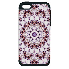 Abstract Smoke  (4) Apple Iphone 5 Hardshell Case (pc+silicone)