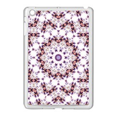 Abstract Smoke  (4) Apple iPad Mini Case (White)
