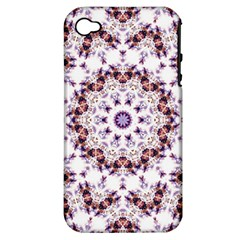 Abstract Smoke  (4) Apple iPhone 4/4S Hardshell Case (PC+Silicone)