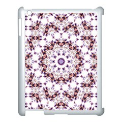 Abstract Smoke  (4) Apple Ipad 3/4 Case (white)