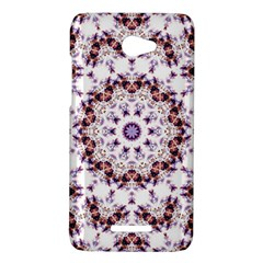 Abstract Smoke  (4) HTC X920E(Butterfly) Case