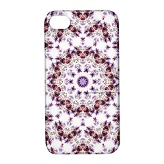 Abstract Smoke  (4) Apple iPhone 4/4S Hardshell Case with Stand