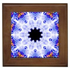 Smoke Art (5) Framed Ceramic Tile