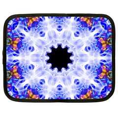 Smoke Art (5) Netbook Case (XXL)