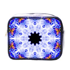 Smoke Art (5) Mini Travel Toiletry Bag (One Side)