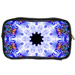 Smoke Art (5) Travel Toiletry Bag (One Side)
