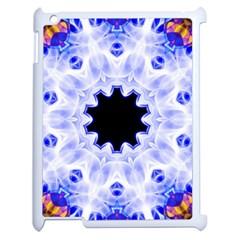 Smoke Art (5) Apple iPad 2 Case (White)